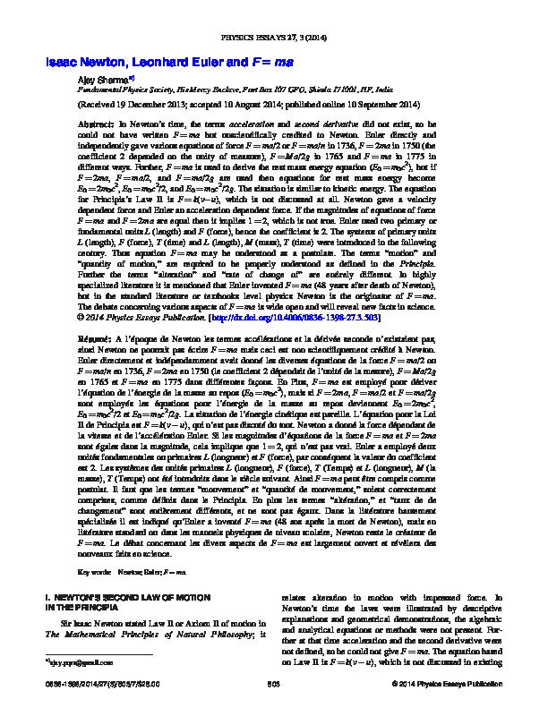 Principia mathematica pdf newton