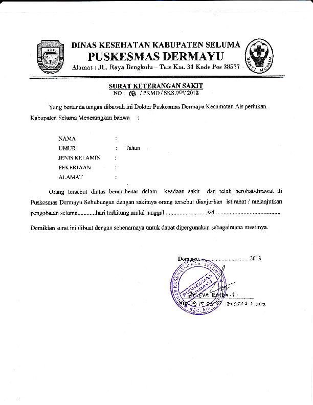 Pdf Dinas Kesehatan Kabupaten Seluma Princess Rafflesia