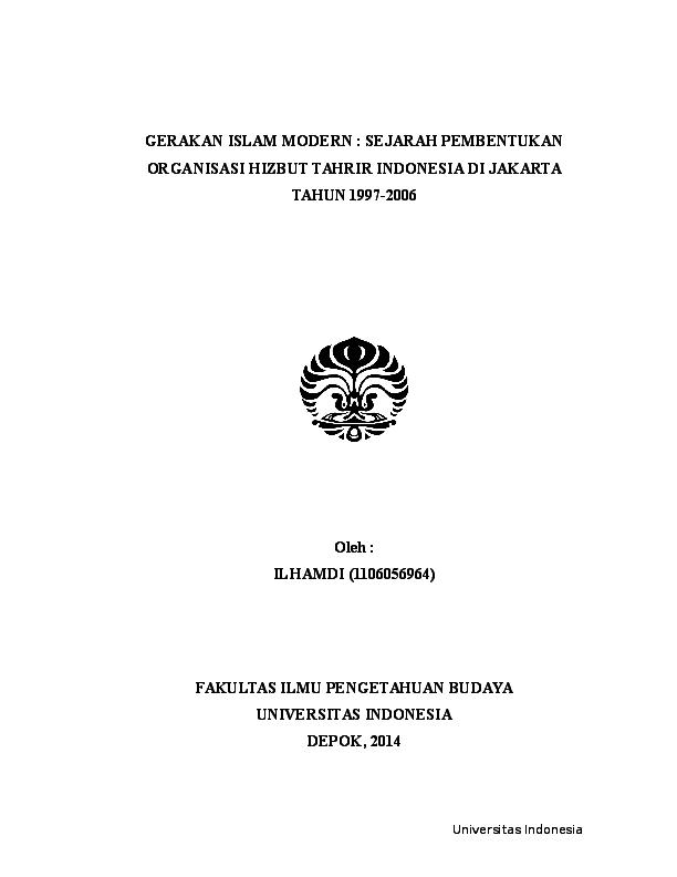 Doc Proposal Penelitian Ilhamdi Een Academia Edu