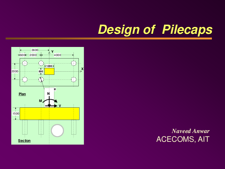 PDF) Design of Pilecaps | Zaheer Ahmed - Academia edu