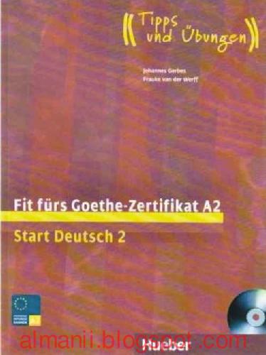 Pdf Fit Furs Goethe Goethe Zertifikat A2 Guţică Lucian Academiaedu