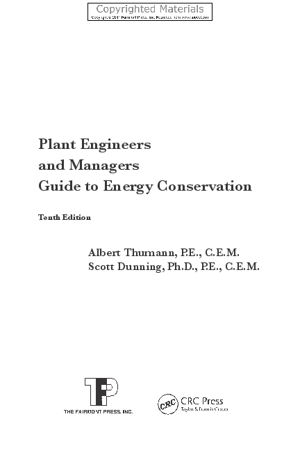 Energy Conservation Pdf
