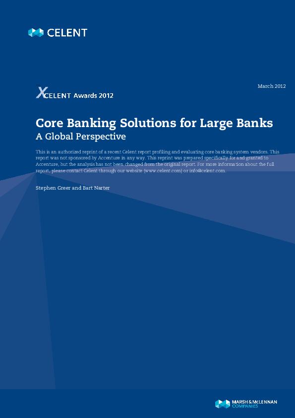PDF) Accenture-core-banking-solutions | yazid sidi - Academia edu