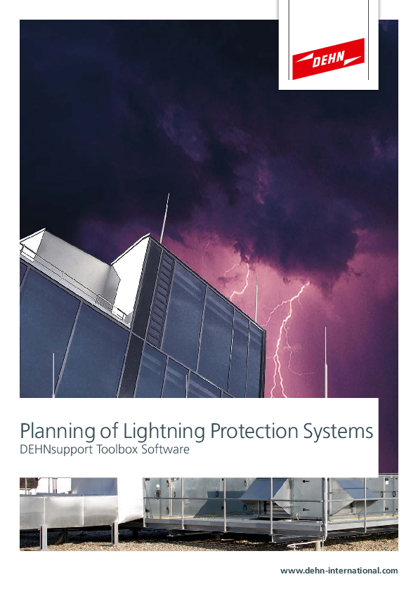 Planning of Lightning Protection Systems | Panos Mid