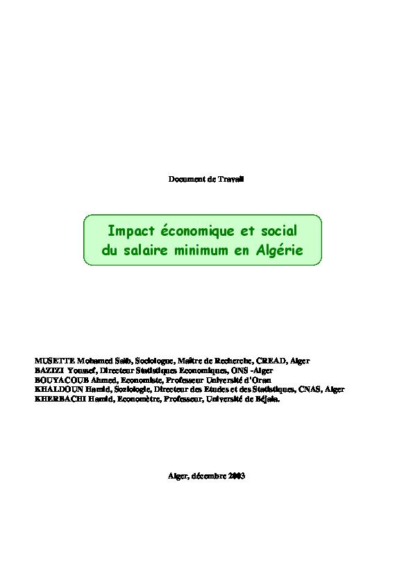 G12 IMPOT ALGERIE TÉLÉCHARGER