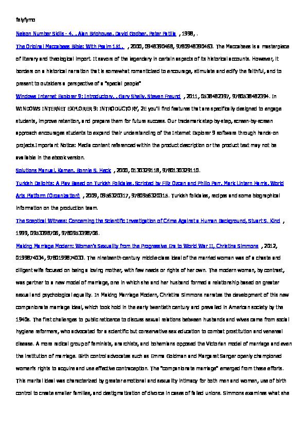 PDF) Felyfymo   rezyzuga zubofonuka - Academia edu