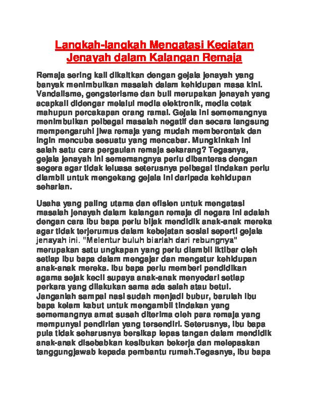 Doc Analisis Faktor Penyalahgunaan Dadah Dan Langkah Mengatasi Dari Segi Kognisi Di Pusat Pengasih Malaysia Nurul Hatika Bt Ithnin Suri Aimi Amalina Bt Abu Hanapah Norhidayu Bt Juhari Sharifah Shafiqah Bt Wan