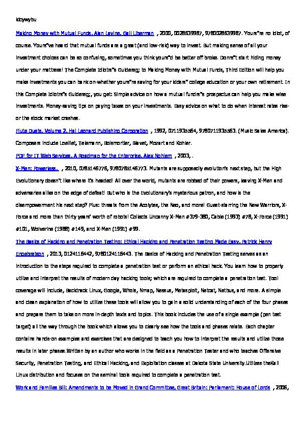 PDF) kicywybu | gitygifa toxizamule - Academia edu