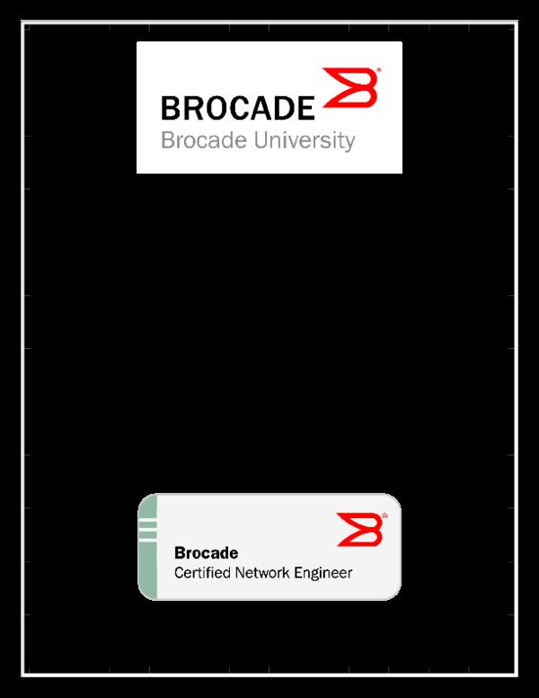 PDF) Brocade Certified Network Engineer 2012 Practice