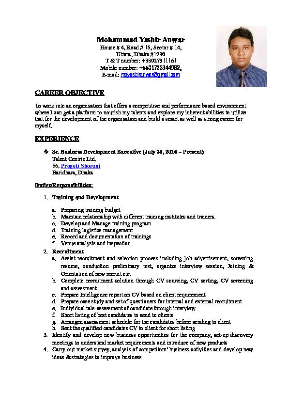 DOC) Mohammad Yasbir Anwar   Yasbir Rumon - Academia edu