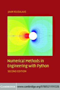 PDF) Numerical Methods in Engineering with Python, Second