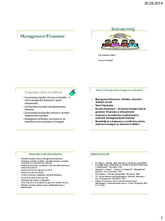 DIRECŢIA MANAGEMENT FINANCIAR CONTABIL, CONTRACTE - PDF Téléchargement Gratuit