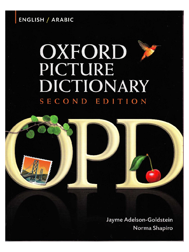 Oxford Dictionary English English Arabic Pdf