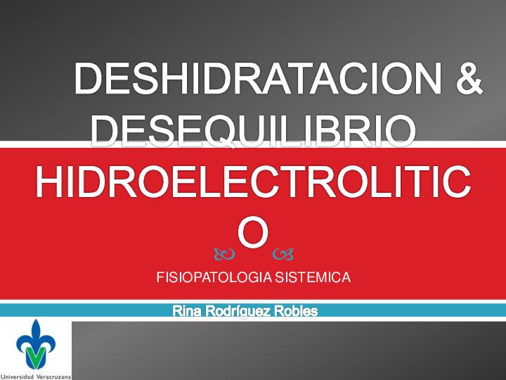 que+es+un+desequilibrio+electrolitico