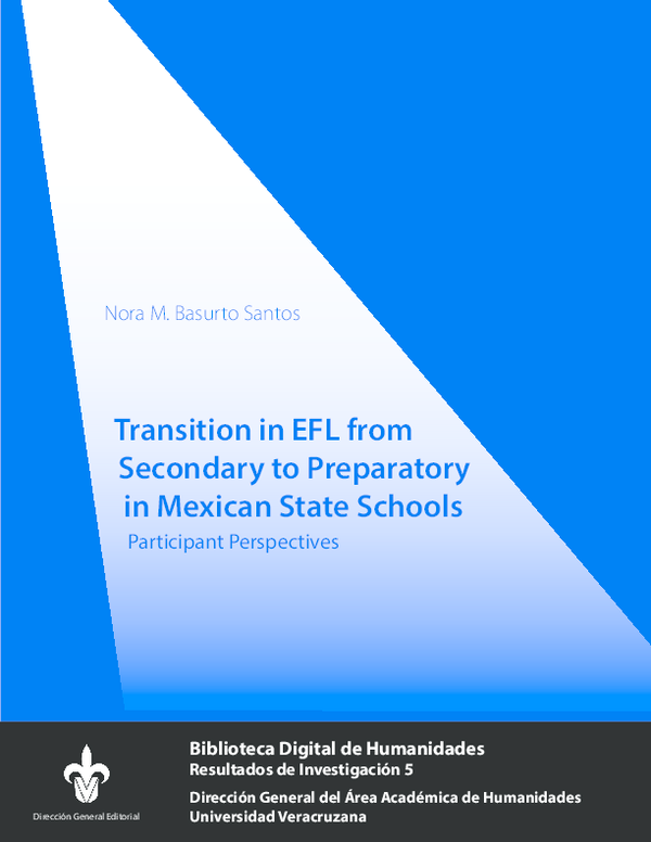PDF) Transitions in EFL from Secondary to Preparatory in