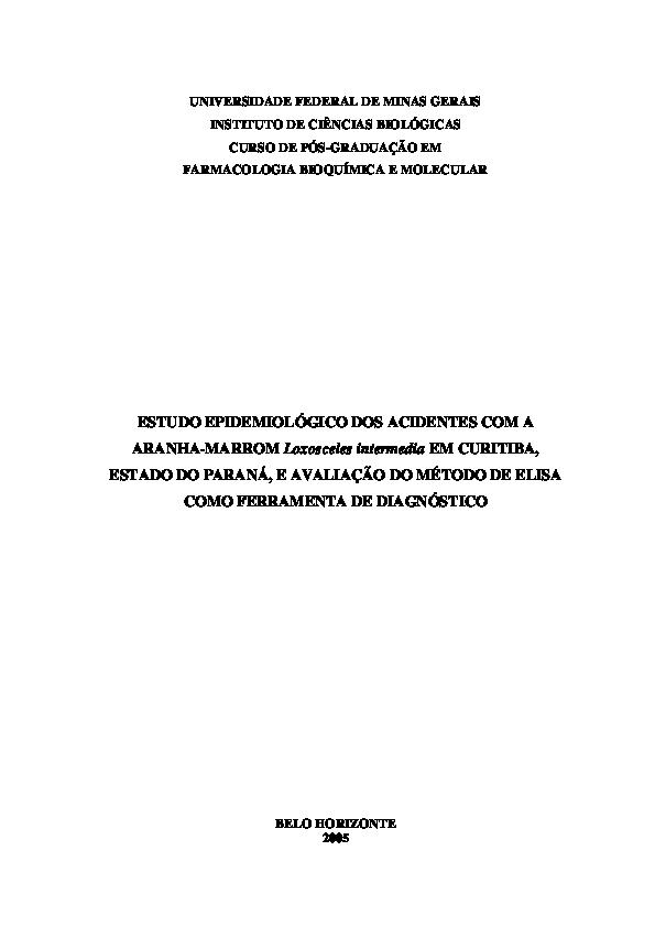 mordidas de aranha marrom sintomas de diabetes