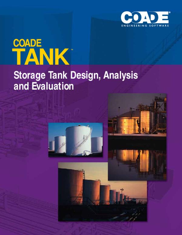 Pdf Tank Storage Tank Design Analysis And Evaluation Ala A Dragon Academia Edu