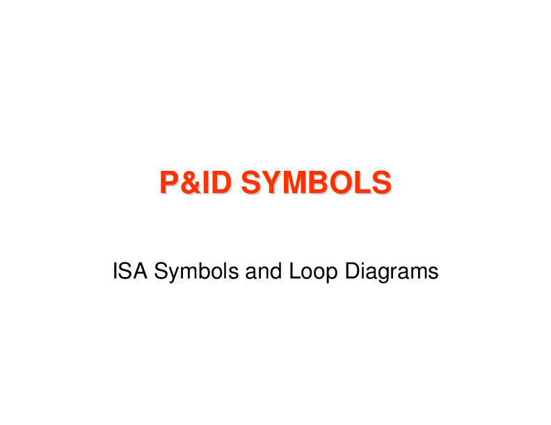 p id symbols p id symbols isa symbols and loop diagrams. Black Bedroom Furniture Sets. Home Design Ideas