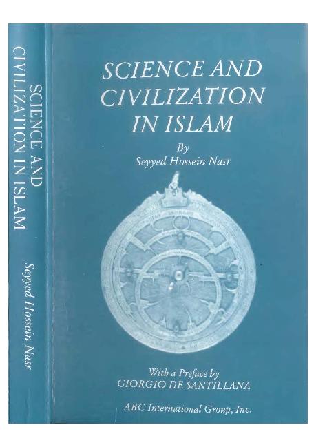 Science And Civilization In Islam Taufiq El Delpieronisme