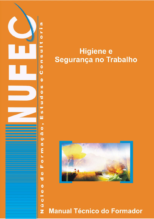 Manual Tecnico do Formador Higiene e Seguranca do Trabalho   Nero Uzias -  Academia.edu 55d1064085