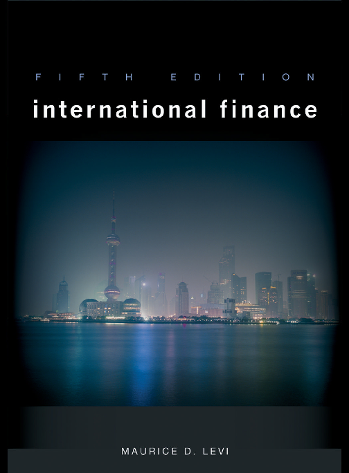 Finance pdf international levi