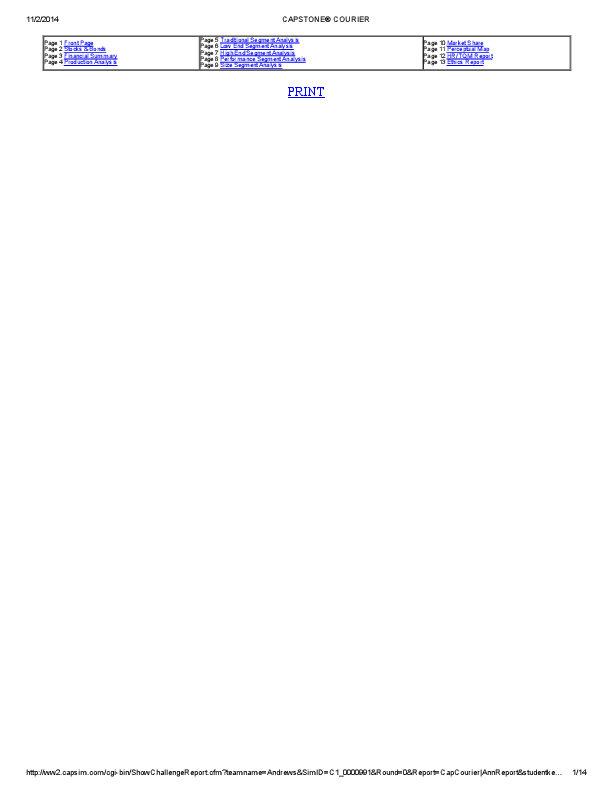 PDF) CAPSTONE COURIER 1 | Prateek Rastogi - Academia edu