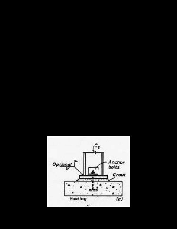 PDF) How to Design Column Base Plates | prabu mk - Academia edu