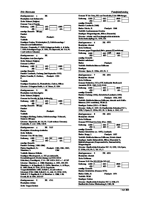 Date-Ministerium