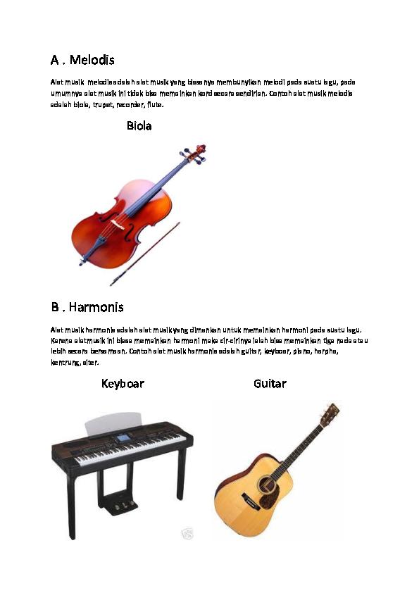 Doc Harmoni Musik Ginanjar Ekanugraha Academia Edu