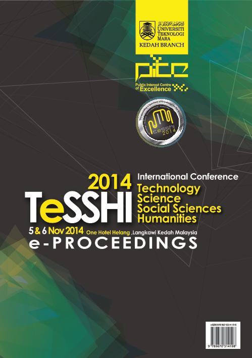 Pdf Tesshi 2014 Technology Science Social Sciences Humanities 5