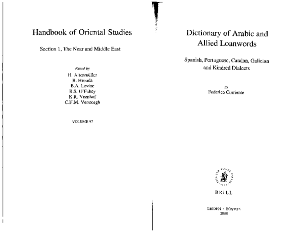 PDF) Collaboration in the Dictionary of Arabic and Allied