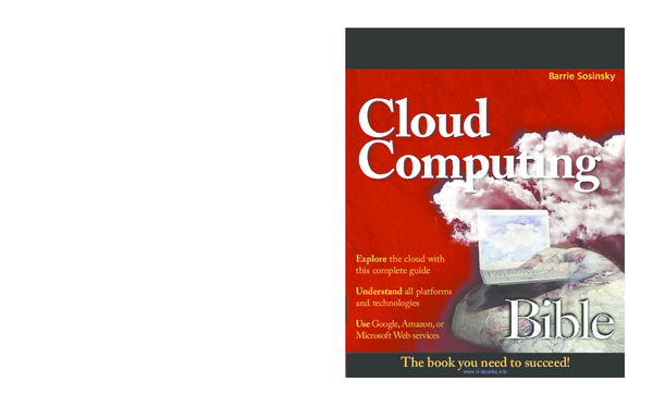 PDF) Explore the cloud with this complete guide The book you