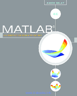 PDF) MATLAB an introduction with application | Te Utiz - Academia edu