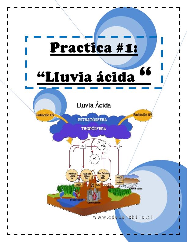(PDF) Practica 1 LLuvia acida 10 Alan Ramirez Lara Academia edu