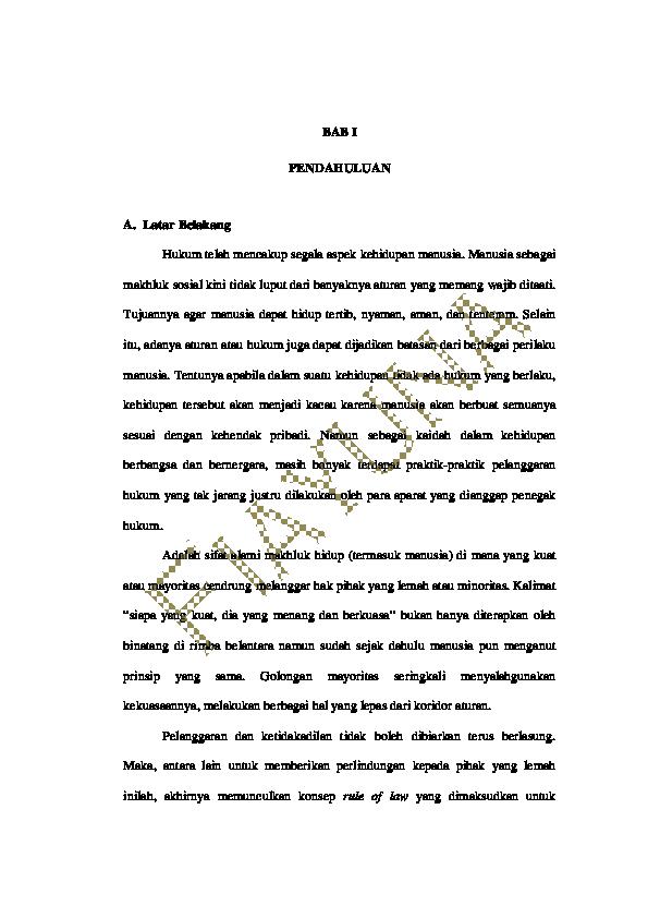 Pdf Makalah Pkn Rule Of Law Fia Yuna Academia Edu