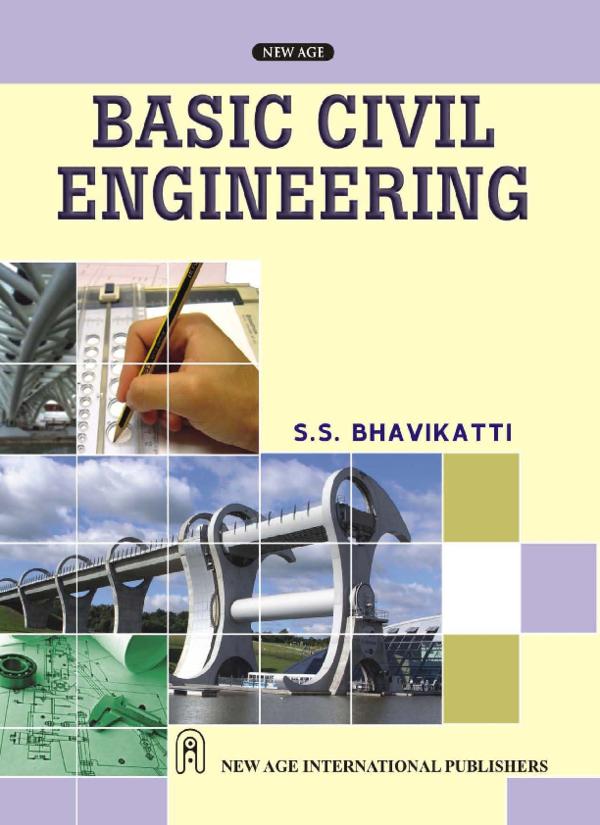 PDF) Basic Civil Engineering (As per the syllabus of RGPV