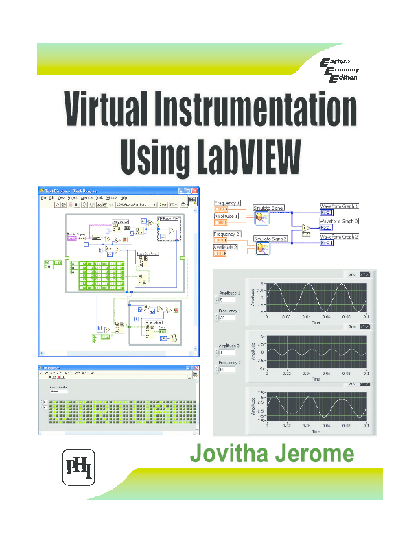 PDF) Virtual Instruments using LabView by - Jovitha Jerome