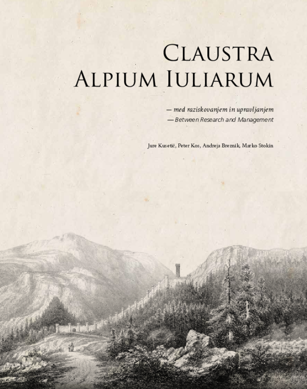 PDF) Construction of the Claustra Alpium Iuliarum