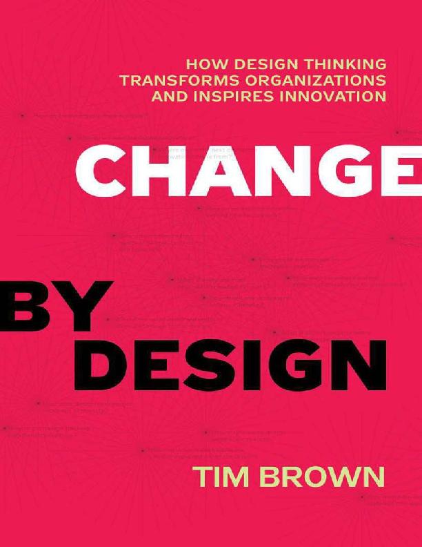change by design tim brown pdf free download