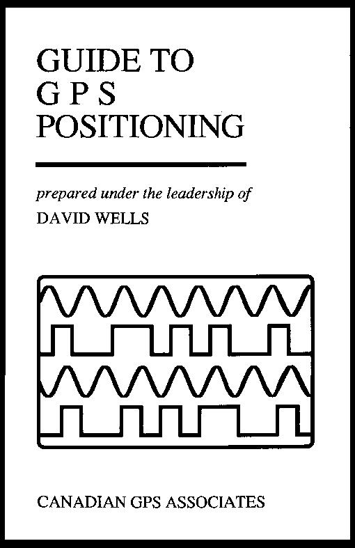 Guide To Gps Positioning Demitris Delikaraoglou
