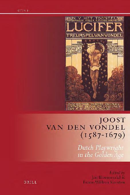 "2d5555d9a08 PDF) ""Gender Studies – Emotions in Vondel's *Jeptha* (1659)"" (Open ..."