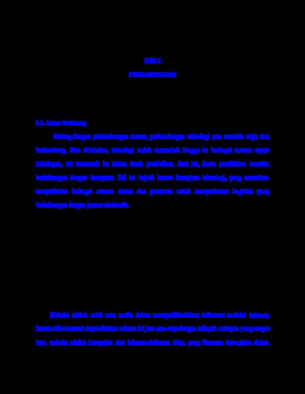 Skripsi Manajemen Informatika D3 Pejuang Skripsi