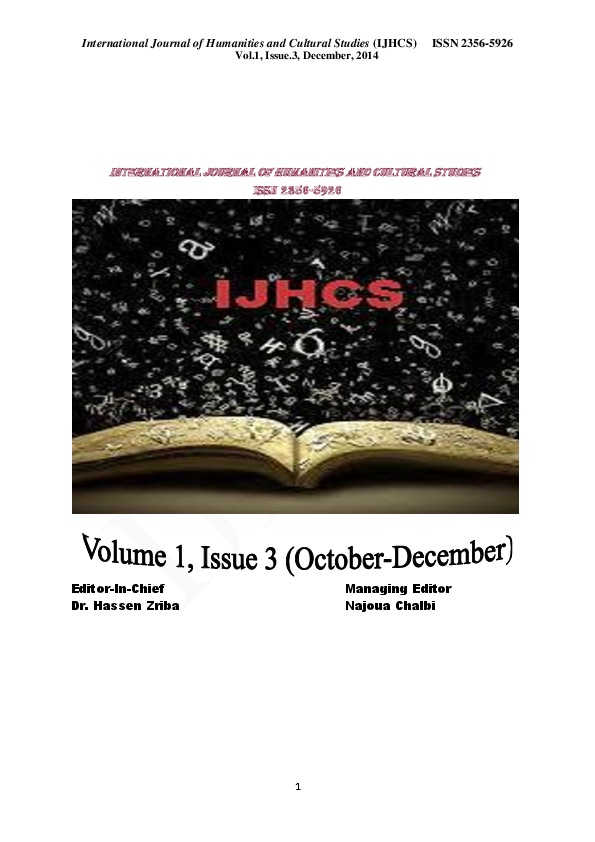 Pdf Volume 1 Issue 3 Of The Ijhcs Full Issue Ijhcs