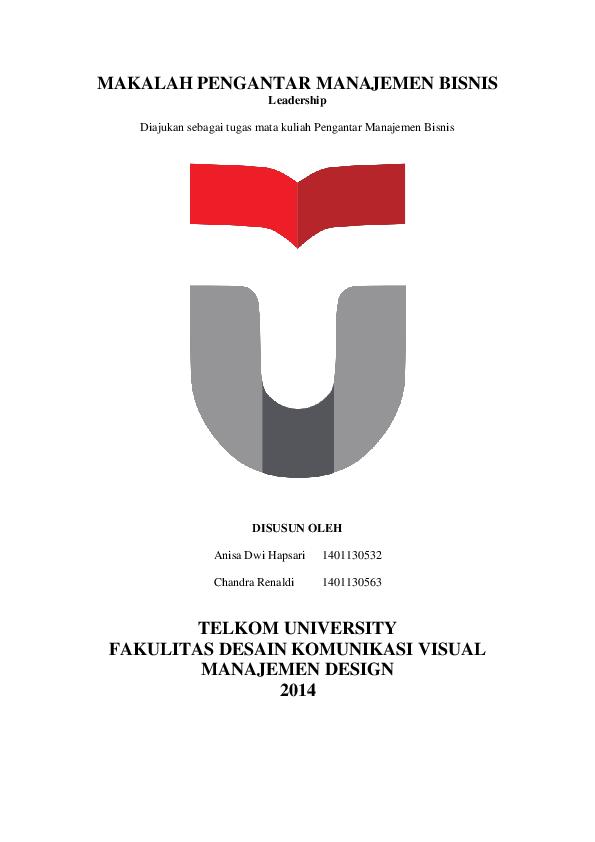Tugas Mata Kuliah Pengantar Manajemen Ilmusosial Id