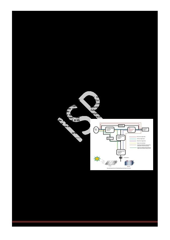 PDF) Analysis & Design Intelligent UPS System for Smart Grid