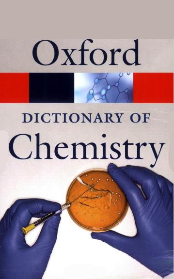 PDF) chemistry dictionary | Nay Cal - Academia edu