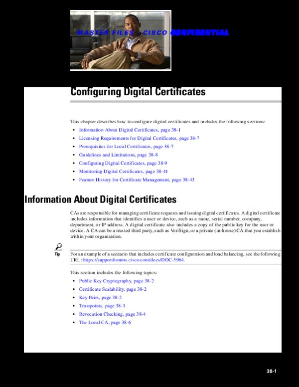 PDF) Cisco ASA 5500 Series Configuration Guide using the CLI