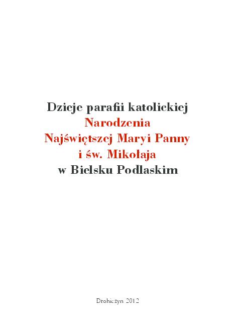 Przebudowa Tabernakulum Parafia. w. Jzefa w Chorzowie