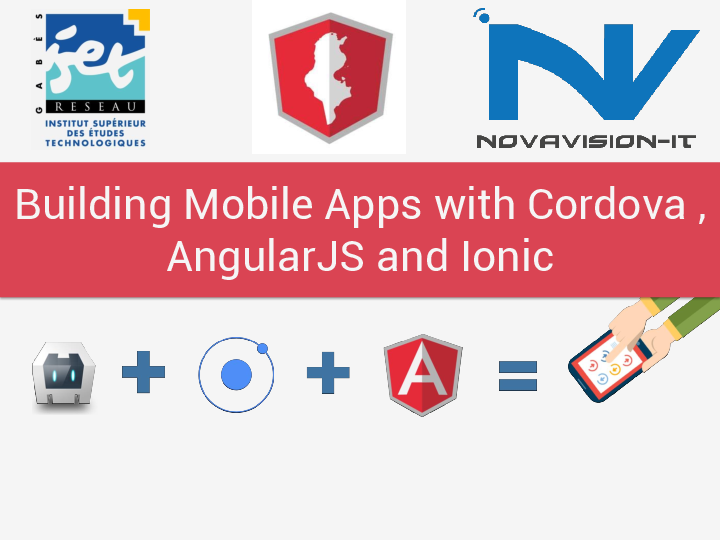PDF) Building Mobile Apps with Cordova , AngularJS and Ionic