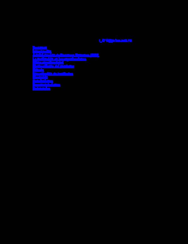 Doc Factores Que Determinan El Clima Organizacional En Una